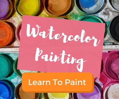Watercolor Painting Lessons for Kids