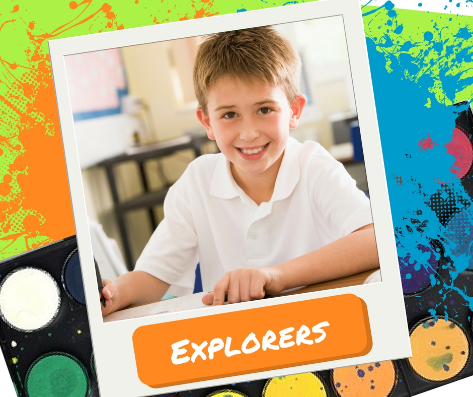 Art Lessons for Kids Ages 9-12, Art Lessons for Grades 4-6