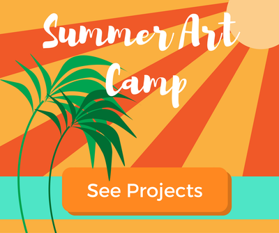 Summer Art Projects for Kids