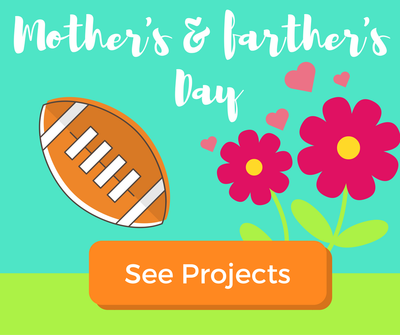 Mother's Day and Father's Day Art Projects for Kids