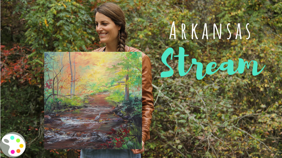 Arkansas Painting