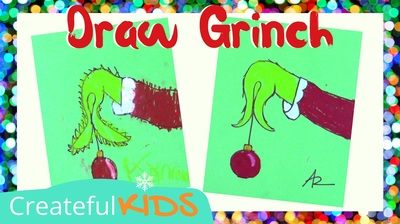 Christmas Preschool Art Projects.Christmas Art Projects For Kids Createful Kids Createful Art
